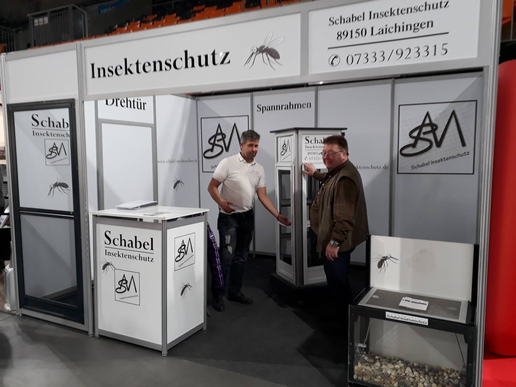 messestand aktuell